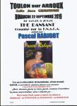 Thé dansant du comité FNACA de Toulon(sur-Arroux (Sortir)