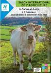 CD71_Deux jours pour la Saône-et-Loire au Salon International de l'Agriculture 2019 !