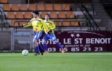 Le FC Gueugnon reçoit Dijon FCO 2...