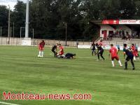 Score final - FCMB : 1 - FC Gueugnon : 3
