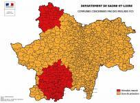 Fièvre catarrhale ovine– Eric Delzant, préfet de la région Bourgogne (Elevage – Agriculture)