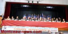 54ème congrès départemental de la FNACA à Blanzy…