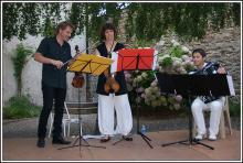 Concert de musique classique à l'Eglise de Saint-Romain-sous-Versigny