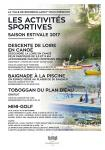 Activités sportives à Bourbon-Lancy...