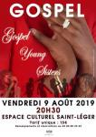 """Concert  : """"Gosepl Young Sisters"""" à l'Espace Culturel Saint-léger (Sortir)"""