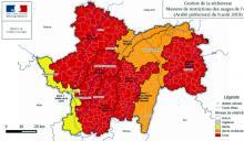 Persistance de la sécheresse en Saône-et-Loire