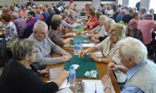 Gueugnon : Concours de belote des Routiers du Charolais