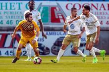 Le FC Gueugnon reçoit le Racing Besançon