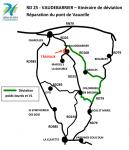RD 25 – Commune de Vaudebarrier (Charolais)