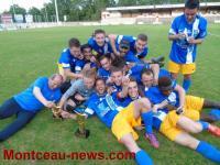 Finales des Coupes de Bourgogne de football