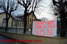 Education : potentielle fermeture de classe à Anatole France à Montceau…