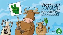 """""""Adieu veaux, vaches, cochons couvées... industriels ? Pas encore !"""" (Politique - environnement)"""