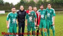 Coupe de Bourgogne de Football (1/16èmes de Finales): L'USBG imite l'AJ Auxerre contre la Saint Sernin B (4-1) – Palinges battu avec honneur