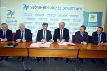 Très haut débit: Bourgogne Franche Comté Numérique