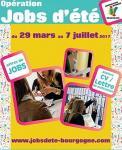 Jobs d'été: l'opération continue! (Bourgogne)