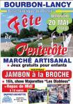 Fête de la Pentecôte à Bourbon-Lancy, le 20 mai (Sortir)