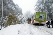 Episode de neige
