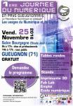 1ère journée du numérique en Pays Gueugnonnais
