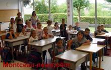 Rentrée scolaire aussi pour les primaires (Perrecy-les-Forges)