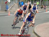 Triathlon de Montceau