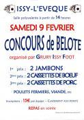 Grury Issy Foot (Issy-l'Eveque  - Sortir)