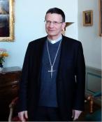 Message  de Pâques  de Monseigneur Rivière, évêque d'Autun (Religion)