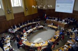 Commission permanente du Conseil départemental
