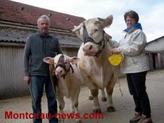 Agriculture – Au salon de Paris, la consécration pour un éleveur d'Oudry