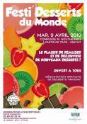 Festi'Desserts du monde à Bourbon-Lancy  (Sortir)