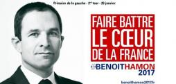 """Politique - """"Pour sortir de l'austérité et rompre avec les dérives sociales-libérales,  rassemblons les gauches derrière Benoît Hamon"""""""