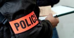 Cérémonie en hommage aux policiers morts pour la France en opération (Saône-et-Loire)