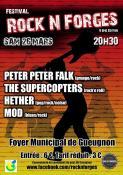 Festival Rock 'N' Forges de Gueugnon (Sortir) – Voir les vidéos