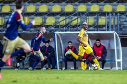 Le FC Gueugnon reçoit le leader Pontarlier..