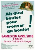 Théâtre à Bourbon-Lancy (Sortir)