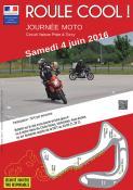 """Journée moto """"Roule cool"""" (Saône-et-Loire)"""