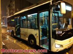 Interdiction de circulation des transports scolaires (Saône-et-Loire)