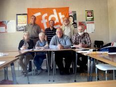 Union Locale des Retraités (ULR) CFDT de Gueugnon et du Charolais (Social)