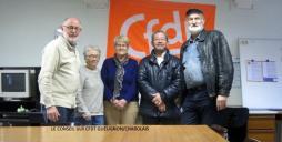 """""""Les retraités en colère"""" (Politique - Social)"""