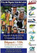 Cyclisme en Charolais