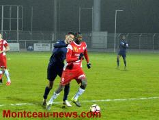 Score final -  Match amical FCMB : 0 - Gueugnon : 1