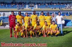 Difficile déplacement pour le FC Gueugnon à Jura Dolois