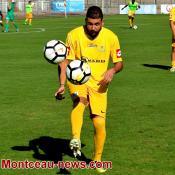 Premier déplacement pour le FC Gueugnon à Grandvillars (Territoire de Belfort)