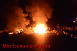 Réactualisé à 22 h 25 - Manifestation de gens du voyage à Montceau...