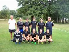 Foot Féminin: L'entente Génelard/Gueugnon peaufine sa préparation et connaît son groupe