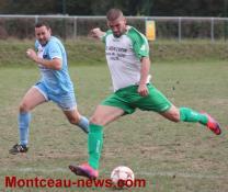 Etoile sportive de Pouilloux contre La Clayette B (football)