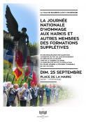 Dimanche 25 septembre  à Bourbon-Lancy