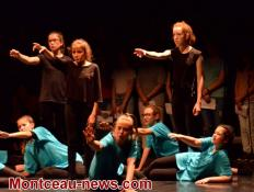 Saône-et-Loire : Et 1, et 2, et 3 concertspar 425 élèves de 14 collèges...
