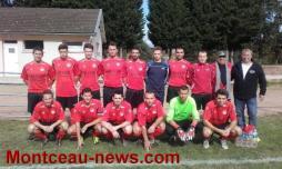Promotion de Ligue (Foot Groupe D): Montchanin s'offre le Derby contre Sanvignes (2-0)