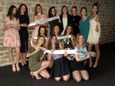 Candidates au titre de Miss Saône et Loire 2017...