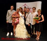 Miss Saône-et-Loire 2017 : La couronne pour Déborah Lonak !